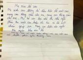 Mẹ bỏ rơi con cùng tờ giấy ghi dòng chữ 'mẹ ngàn lần xin lỗi'