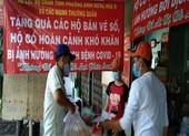 Bình Tân: 1.100 phần quà đến tay người nghèo bán vé số