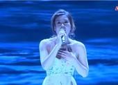 Nguyệt Ánh hát Mưa trên biển vắng tại Tình Bolero 2020