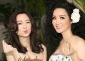Anh Sa - con gái Hoa hậu Giáng My ngày càng xinh đẹp