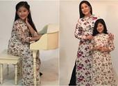 Bí Ngô con gái út xinh đẹp tài năng của NSND Hồng Vân