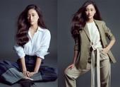 Hoa hậu Lương Thùy Linh cực cá tính trong bộ ảnh mới