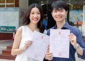Á hậu Thúy Vân đăng ký kết hôn cùng doanh nhân Nhật Vũ