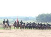 Kỵ binh Bộ Công an đã thuần hóa được hơn 60 con ngựa
