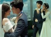 Á hậu Thúy Vân tung ảnh cưới đẹp lung linh trước thềm hôn lễ