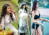 Ngắm Bùi Thái Bảo thí sinh nhỏ tuổi nhất thi hoa hậu Việt Nam