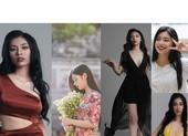 Ngắm Quỳnh Trang - nữ sinh chuyên Toán thi Hoa hậu Việt Nam