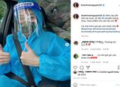 NSƯT Trịnh Kim Chi, Cát Tường, Hoa hậu Khánh Vân hỗ trợ người dân mùa dịch