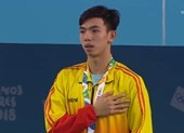 Clip Nguyễn Huy Hoàng phá sâu kỷ lục, giành HCV Olympic trẻ