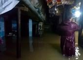 Nhiều nơi tại Quảng Trị ngập sâu sau trận mưa xối xả