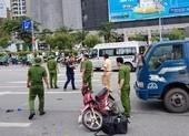 Tai nạn chết người gần siêu thị ở quận 2