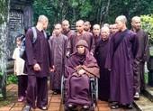 Thiền sư Thích Nhất Hạnh rời Huế, về Thái Lan tịnh dưỡng