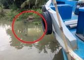 Sà lan đụng chìm 2 ghe, 1 người tử vong