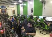 Quán Internet lén mở cửa phục vụ hơn 50 game thủ