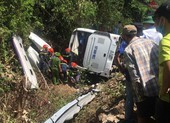 Vụ lật xe ở Quảng Bình: 13 người chết, 4 người nguy kịch