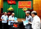 Giám đốc Công an Thừa Thiên - Huế làm Phó bí thư Tỉnh ủy