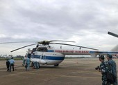 Phó Tư lệnh Không quân tham gia cứu hộ ở Huế