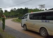 Người dân Vân Kiều tiếc thương đưa tiễn 22 chiến sĩ Đoàn 337