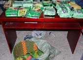 TP.HCM chặn bắt ô tô chở 20 kg ma túy giấu dưới giỏ đựng xoài