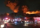 Cháy nhà trong con hẻm cách ly ở TP Thủ Đức, 1 người chết