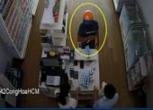 Công an Tân Bình phối hợp các chốt kiểm soát bắt kẻ cướp cửa hàng