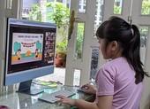 Học sinh tiểu học TP.HCM học online  từ 20-25 phút/tiết học