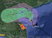 Bão số 7 hướng vào Vịnh Bắc bộ, dự báo phức tạp khi có không khí lạnh