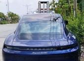 Siêu xe điện Porsche Taycan đầu tiên về Việt Nam