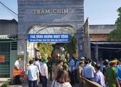 Tiếp tục cưỡng chế Tràm Chim resort
