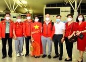 Đoàn Việt Nam âm tính với COVID-19, cách ly 72 giờ tại làng Olympic