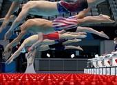 Xuất hiện 'truyền nhân' của Michael Phelps