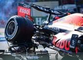 Clip nhà vô địch F1 thoát chết ngoạn mục bởi thiết bị từng gây tranh cãi