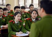 Trường công an sẽ hủy kết quả của thí sinh gian lận điểm thi