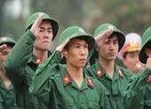 Tiếp tục điều chỉnh thời gian sơ tuyển vào khối ngành quân sự