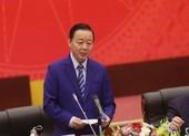 Bộ trưởng Bộ TN&MT: 5 điểm nhấn sửa Luật Bảo vệ môi trường