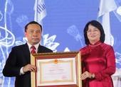 4 nhiệm vụ Phó chủ tịch nước giao ĐH Quốc gia TP.HCM thực hiện