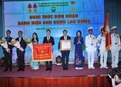 ĐH Y Khoa Phạm Ngọc Thạch đón nhận danh hiệu Anh hùng lao động