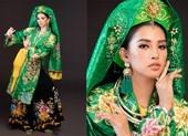 Tiểu Vy gây ấn tượng tại Miss World với múa chầu văn