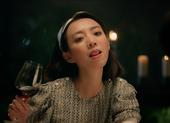 Thu Trang cài băng đô cưa sừng làm nghé trong màn ảnh rộng