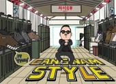 Gangnam Style vẫn lập kỷ lục dù đã phát hành cách đây 7 năm