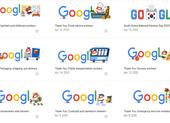 Google tôn vinh những ngành nghề khác nhau trong mùa dịch