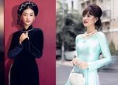 Á hậu Kiều Loan khoe sắc trong trang phục áo dài 3 miền
