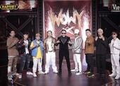 Team Wowy hứa hẹn bùng nổ ở vòng Đối đầu Rap Việt