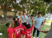 CLB Sài Gòn thưởng nóng cầu thủ nhí ngày Quốc tế Thiếu nhi