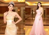 Dàn hậu đình đám đổ bộ họp báo Hoa hậu Việt Nam 2020