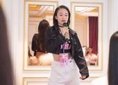 Đột nhập hậu trường tập luyện của thí sinh Hoa hậu Việt Nam