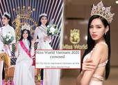 Đỗ Thị Hà sẽ đại diện Việt Nam tham dự Miss World 2021
