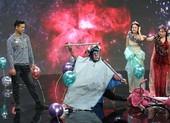Lê Dương Bảo Lâm giựt spotlight với màn lái xe trong gameshow