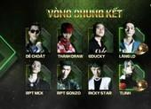 8 gương mặt sẽ xuất hiện trong chung kết Rap Việt là ai?