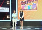 Diễn viên hài Lê Trang tự ti khi đứng cạnh MC Tường Vi